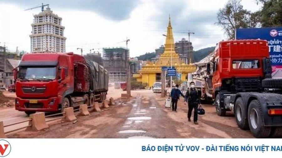 Lào cách ly xã hội toàn bộ huyện Tonpheung, tỉnh Bokeo để chống Covid-19