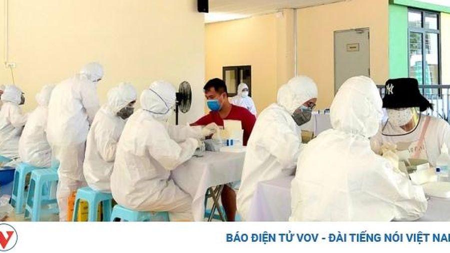 Ngày 5/12, Việt Nam có thêm 4 ca mắc Covid-19 cách ly khi nhập cảnh
