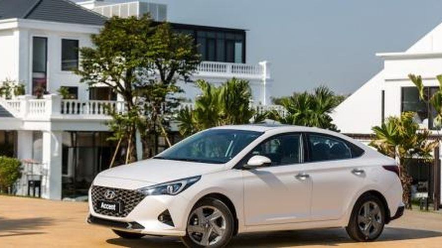 Hyundai Accent 2021 nâng cấp nhiều mà giá không đổi