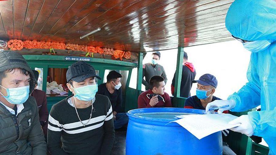 Ngăn chặn 8 người nhập cảnh từ Trung Quốc về trốn cách ly COVID-19