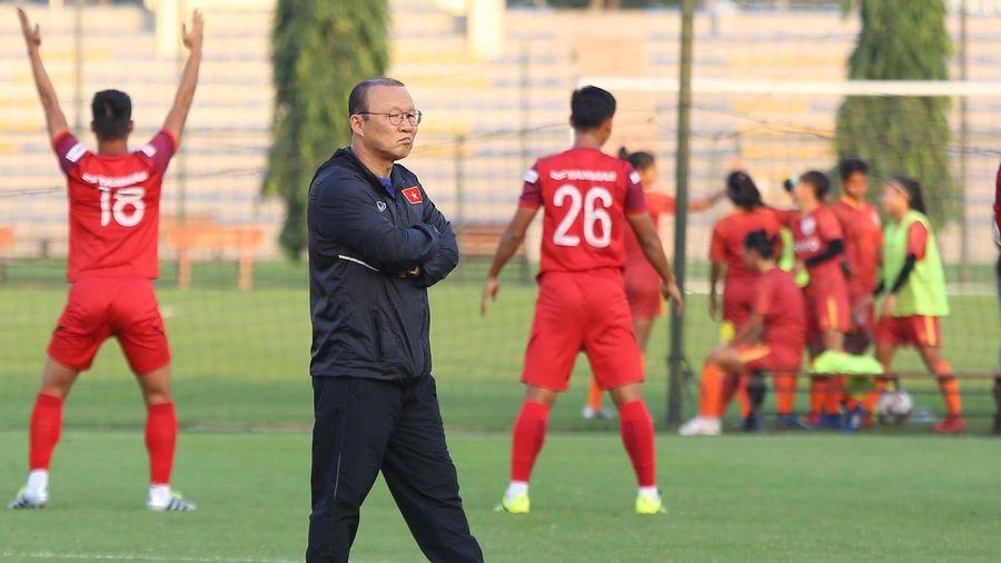 VFF đảm bảo kế hoạch 2 trận giao hữu ĐTQG Việt Nam vs U22 Việt Nam