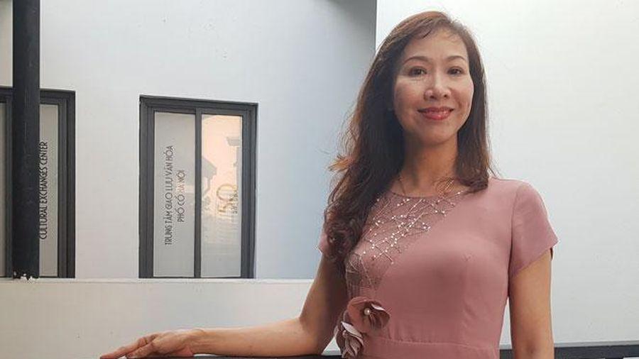 Nghệ sĩ ưu tú Nguyễn Kiều Oanh: Phải làm gì nếu mình thực sự yêu nghề?