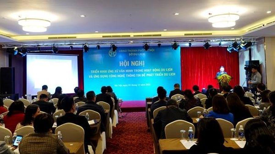 Du lịch Hà Nội dựa trên ứng dụng khoa học, công nghệ và đổi mới sáng tạo