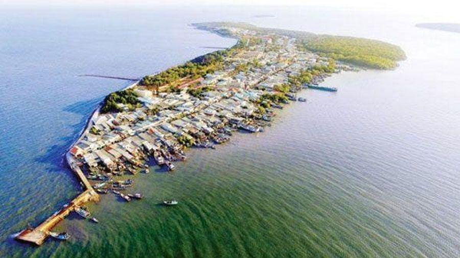 Đề nghị công nhận xã Thạnh An, huyện Cần Giờ là xã đảo