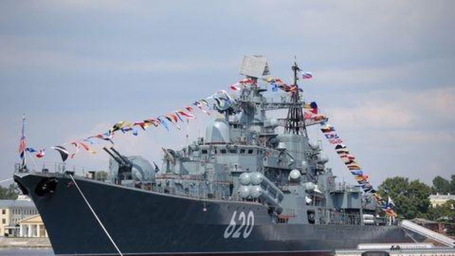 Chi tiết vụ sỹ quan hải quân Nga đánh cắp chân vịt của khu trục hạm mình từng chỉ huy
