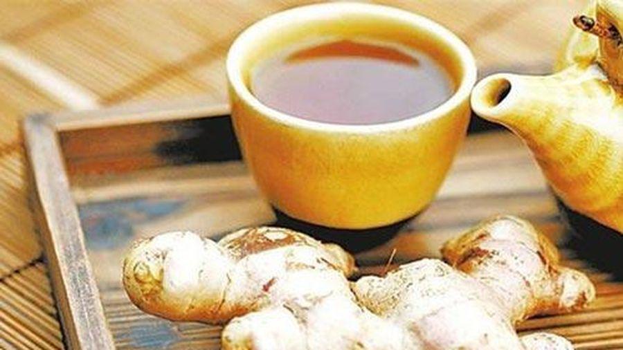 Uống trà gừng đúng cách bạn sẽ thấy điều 'thần kỳ'
