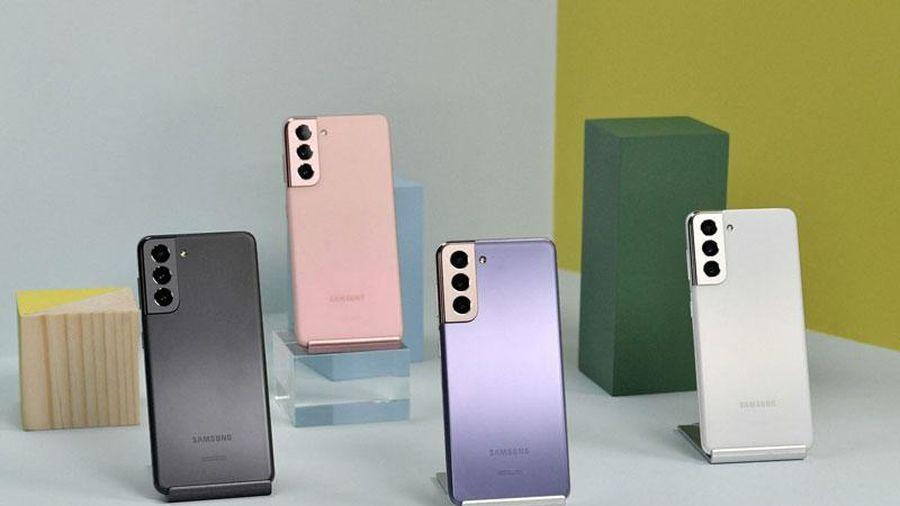 Samsung Galaxy S21 5G ra mắt với giá từ 18,54 triệu đồng