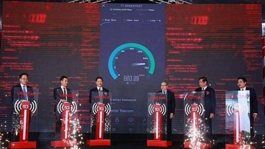 Bắc Ninh có khu công nghiệp đầu tiên phủ sóng 5G của nhà mạng Viettel