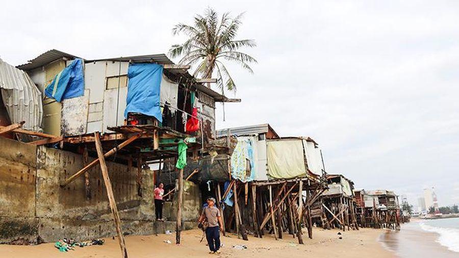 UBND tỉnh Khánh Hòa trình Chính phủ xem xét, hỗ trợ vốn cho 2 dự án kè dân sinh