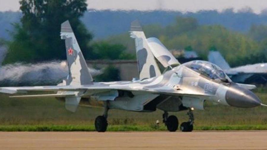 Không quân Syria tiếp nhận loạt máy bay chiến đấu mới từ Nga?