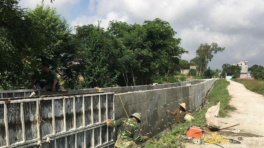 Thanh Hóa: Đảm bảo an toàn lao động trong xây dựng công trình