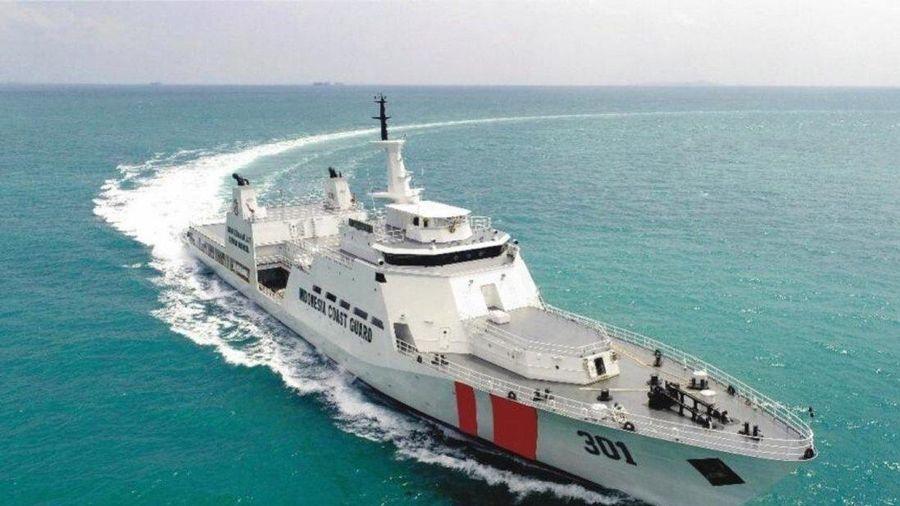 Tàu nghiên cứu của Trung Quốc đi vào vùng biển Indonesia, tắt định vị