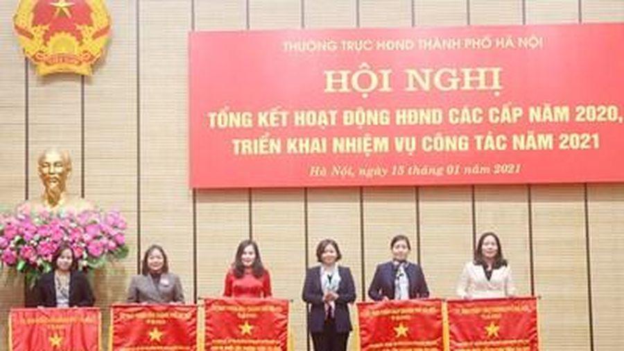 Hà Nội: Tiếp tục nâng cao chất lượng hoạt động của HĐND các cấp