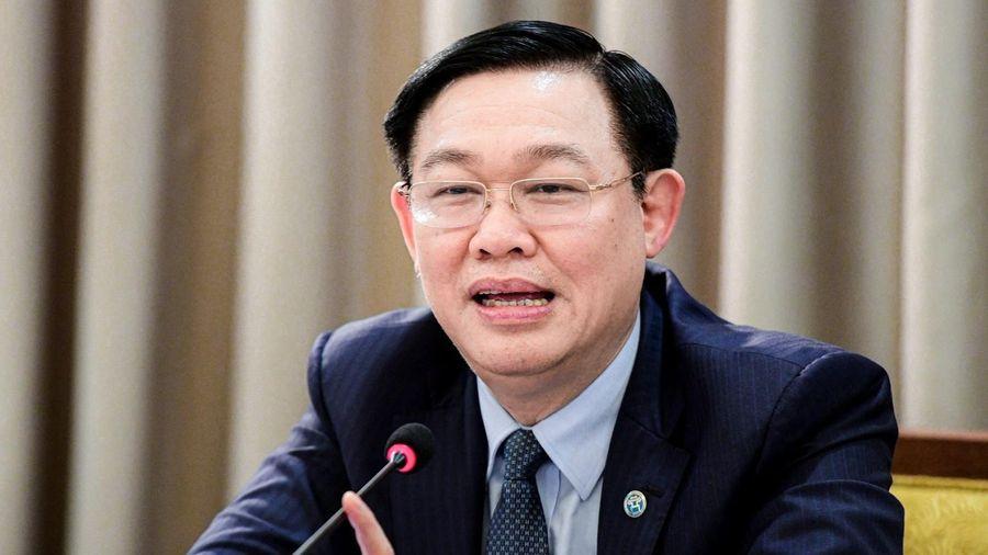 Bí thư Hà Nội: Cán bộ nào trì trệ thì để người khác làm