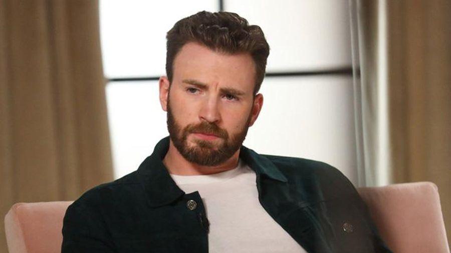 Chris Evan bỏ ngỏ khả năng trở lại Vũ trụ Điện ảnh Marvel