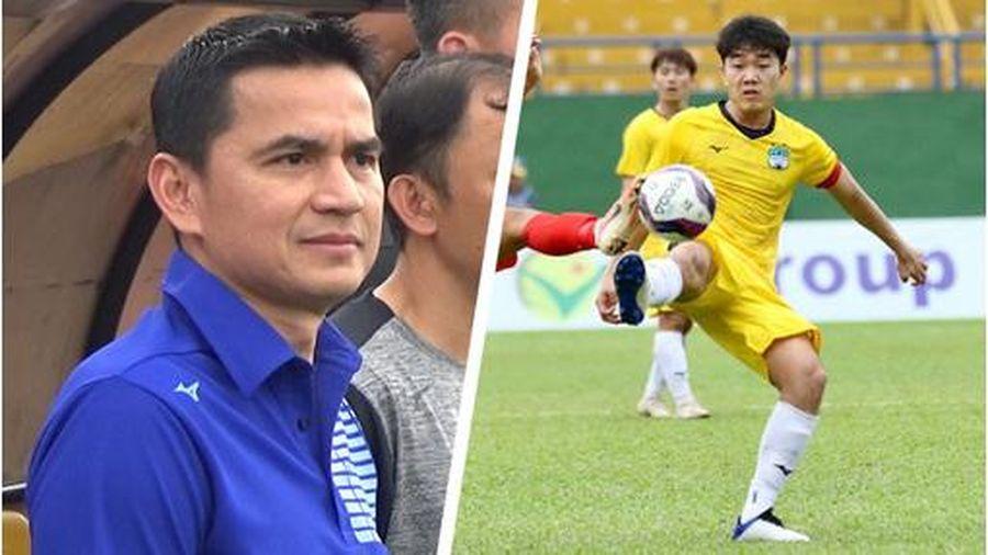Dẫn dắt CLB HAGL, HLV Kiatisak trở thanh nhân vật 'hot' trên MXH Thái Lan
