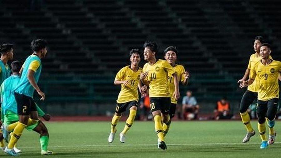 Malaysia sẽ mang đội U19 để tham dự SEA Games 31