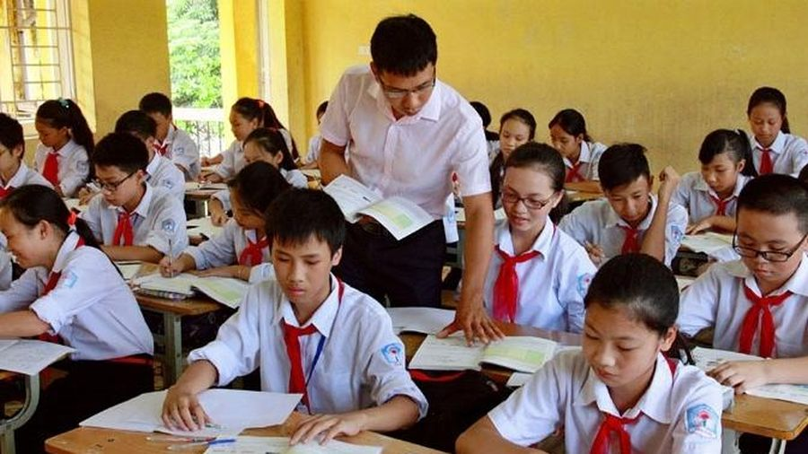 Đã có 100% số xã đạt chuẩn phổ cập giáo dục trung học cơ sở trên cả nước