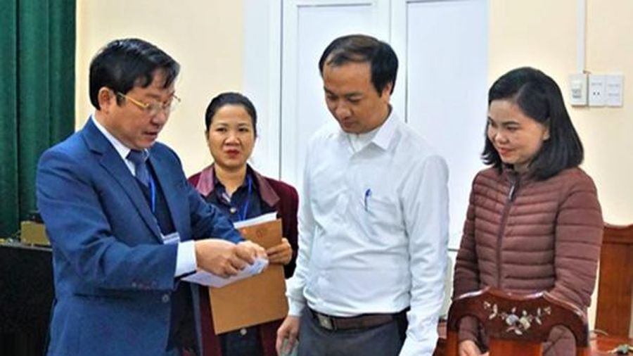 Công nhận kết quả khắc phục sai phạm trong tuyển dụng cán bộ, công chức, viên chức các cấp ở Hà Tĩnh