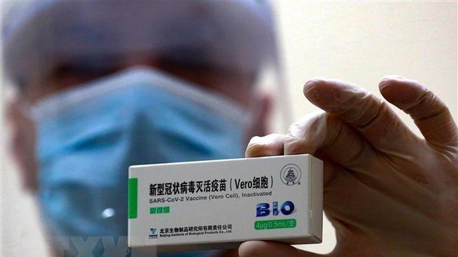Các công ty công nghệ và y tế phát động sáng kiến 'hộ chiếu vắcxin'