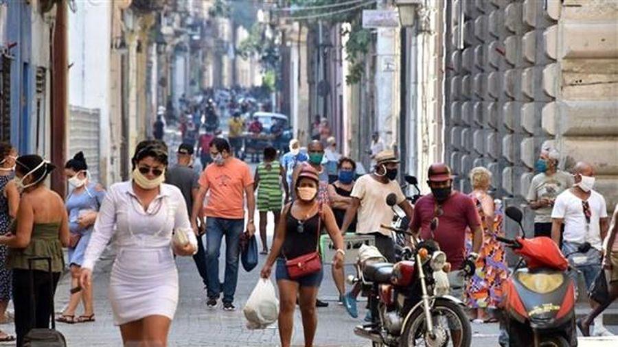 Nga phản đối Mỹ đưa Cuba trở lại danh sách các nước bảo trợ khủng bố