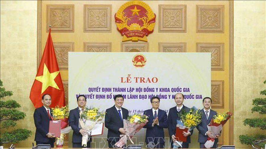 Thành lập Hội đồng Y khoa Quốc gia - dấu mốc quan trọng đối với hệ thống Y tế Việt Nam