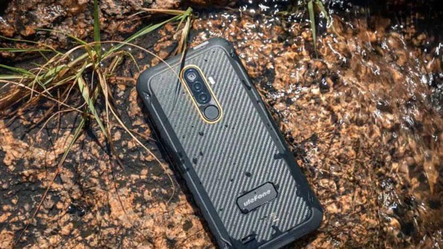 Smartphone 'nồi đồng cối đá', pin 5.080 mAh, RAM 4 GB, giá gần 4 triệu
