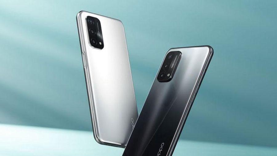 Oppo A93 5G trình làng: RAM 8 GB, pin 5.000 mAh, màn hình 90Hz, giá hơn 7 triệu