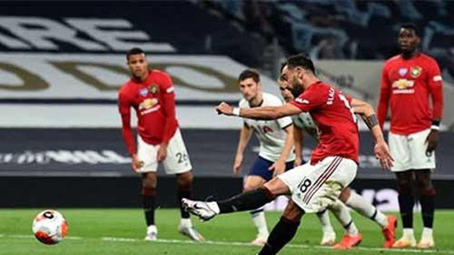 M.U được hưởng nhiều penalty nhưng vẫn phải sợ Liverpool