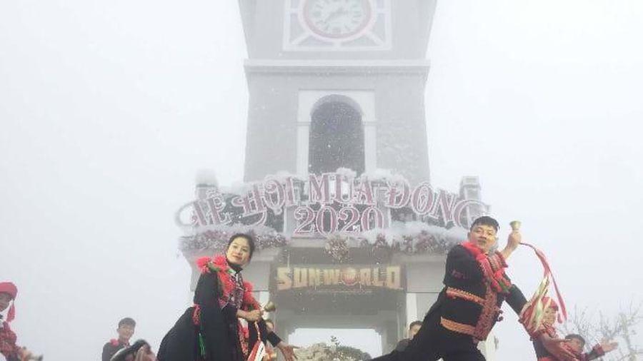 Những khoảnh khắc đầy hấp lực tại Lễ hội mùa đông Fansipan