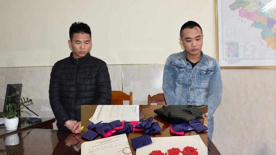 Thanh Hóa: Bắt giữ 2 đối tượng buôn bán 3.800 viên hồng phiến