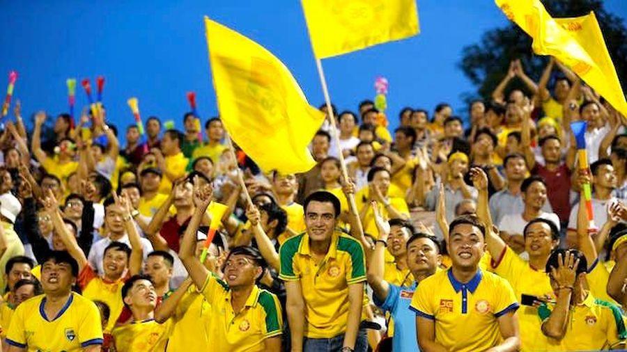 CLB Đông Á Thanh Hóa tặng 2.000 vé vào sân Gò Đậu cho người hâm mộ