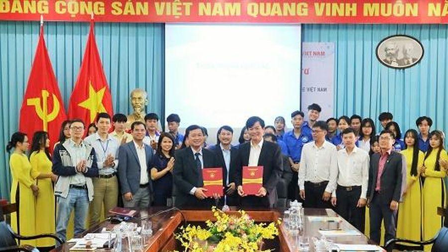 Trường Đại học Nha Trang ký kết hợp tác với Trường Đại học Đà Lạt