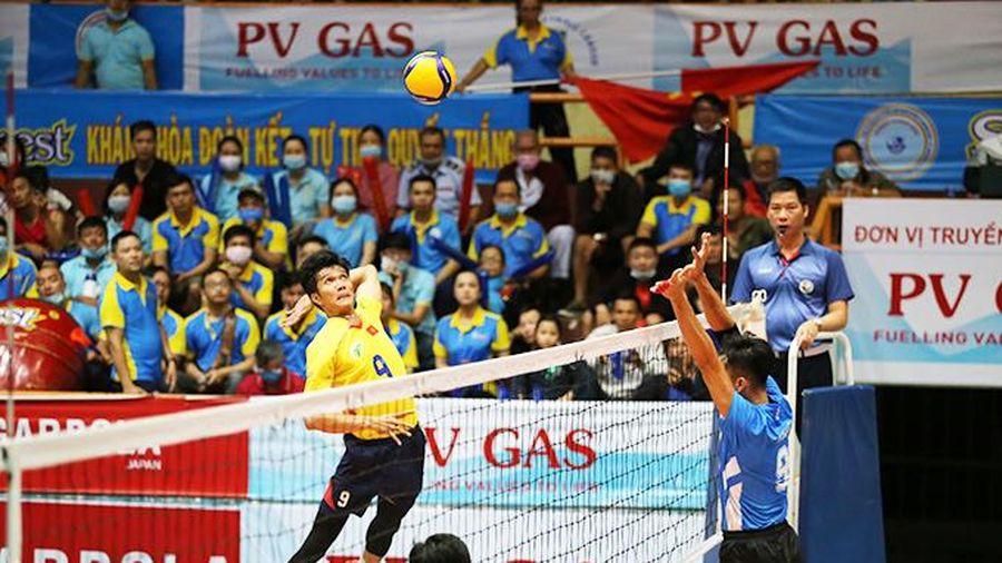 Giải bóng chuyền vô địch quốc gia PV GAS 2021: Hứa hẹn nhiều hấp dẫn