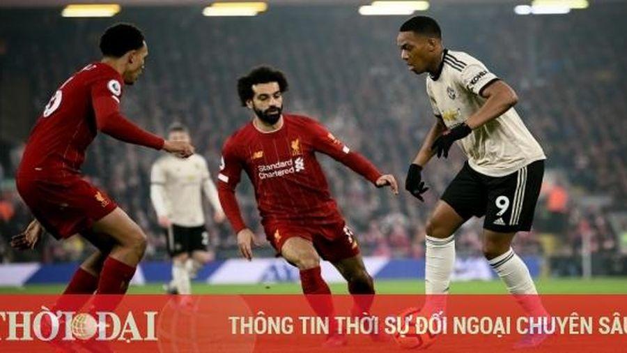 Lịch thi đấu vòng 19 Ngoại hạng Anh 2020/21: Liverpool vs MU
