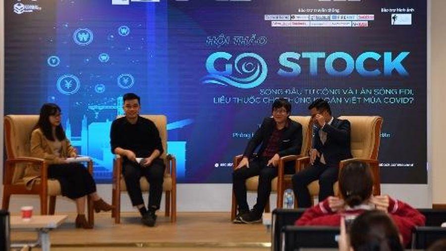 Go Stock thu hút 500 sinh viên tham dự