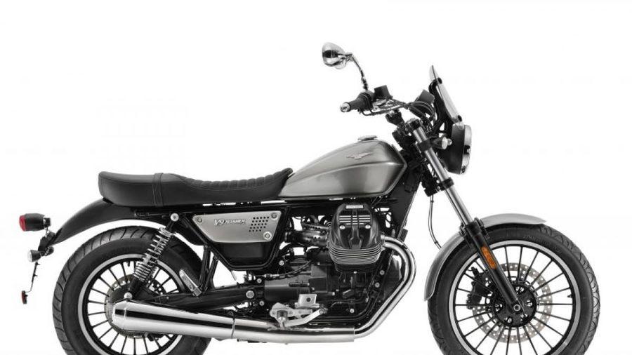 Moto Guzzi V9 Roamer và V9 Bobber 2021 - hai mẫu mô tô đầu tiên được cập nhật