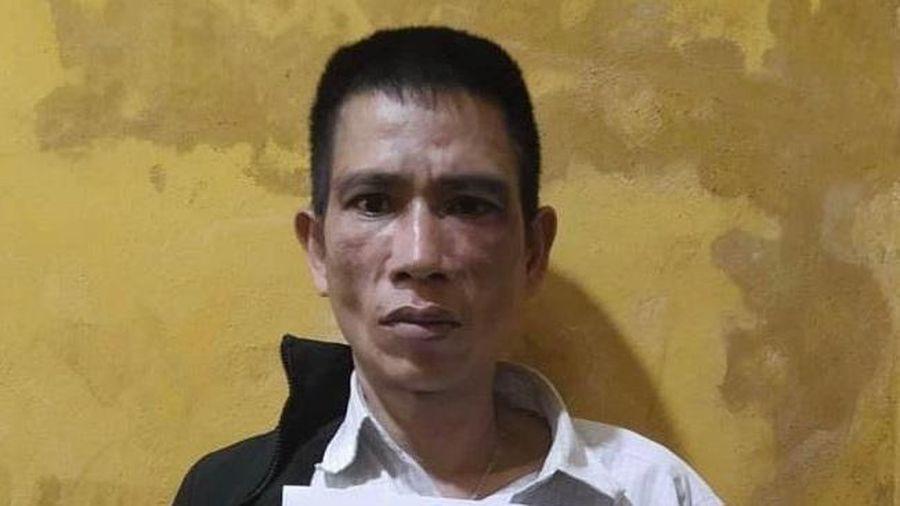 'Xách' 2 bánh heroin từ Điện Biên về Hà Nội