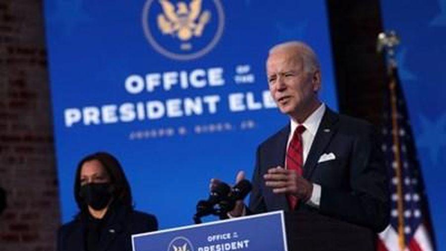 Mục tiêu tham vọng của ông J.Biden trong 100 ngày đầu nhậm chức