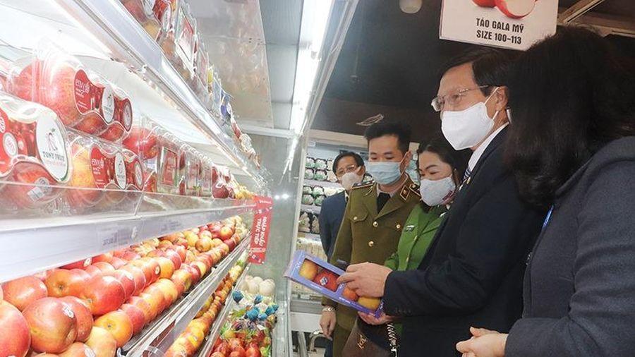 Bảo đảm an toàn thực phẩm trong thời gian diễn ra Đại hội Đảng, dịp Tết 2021