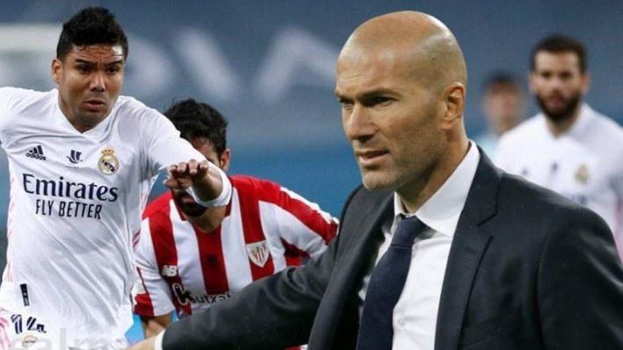 6 sai lầm của Zidane ở Real Madrid