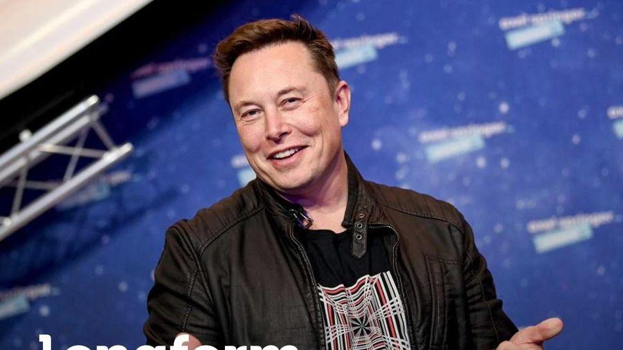 Elon Musk giàu nhất thế giới nhờ 'bong bóng Tesla' khổng lồ