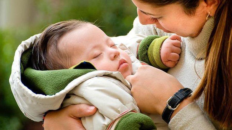 Cách bảo vệ trẻ sơ sinh trong những ngày giá rét