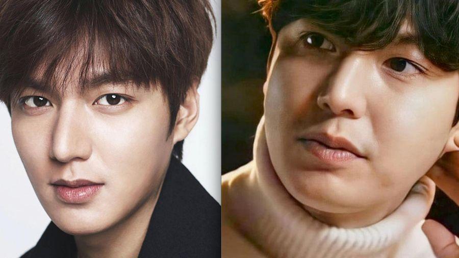 Mỹ nam Lee Min Ho tăng cân