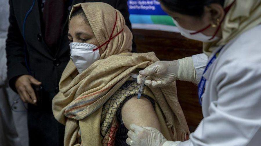 Ấn Độ khởi động chương trình tiêm chủng Covid-19 lớn nhất thế giới