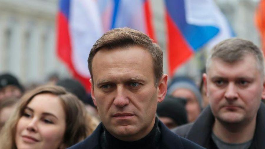 Nga bắt chính trị gia đối lập ngay trước khi ông Navalny về nước