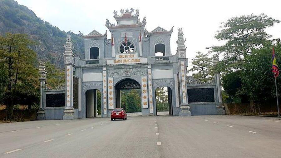 Khu di tích Bạch Đằng Giang: Nơi hội tụ hồn thiêng sông núi