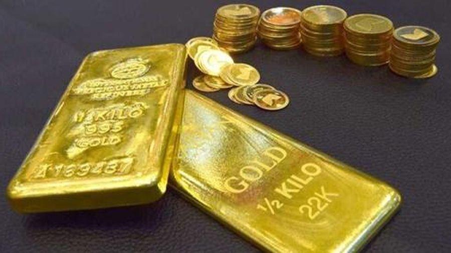 Giá vàng hôm nay 16/1: Giảm mạnh 200 ngàn đồng/lượng