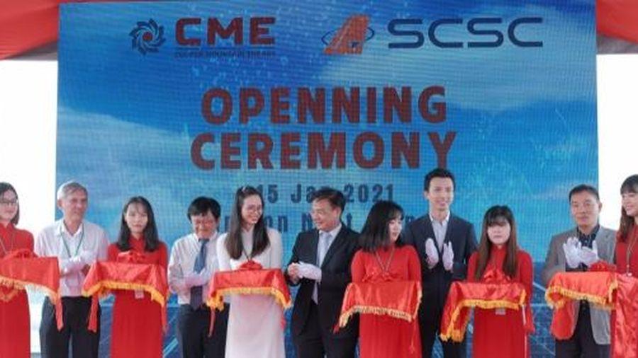 Công trình điện mặt trời áp mái đầu tiên tại sân bay Tân Sơn Nhất