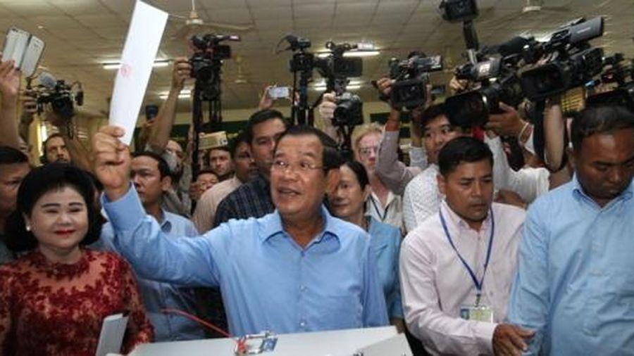 Ông Hunsen kỷ niệm 36 năm giữ chức Thủ tướng Campuchia